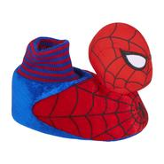 Marvel Toddler Boy's Socktop Slipper Spiderman - Red at Kmart.com