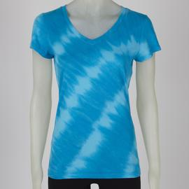 Everlast® Women's V-Neck T-Shirt - Tie-Dye at Sears.com