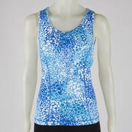 Everlast® Women's Curvy Tank - Abstract Print at Sears.com