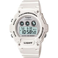 Casio Mens Water Resistance White Digital LED Watch with Round Dial at Sears.com