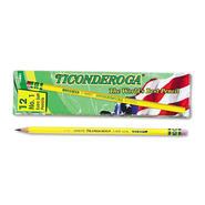 Ticonderoga ® Woodcase Pencil, B #1, Yellow Barrel, Dozen at Sears.com