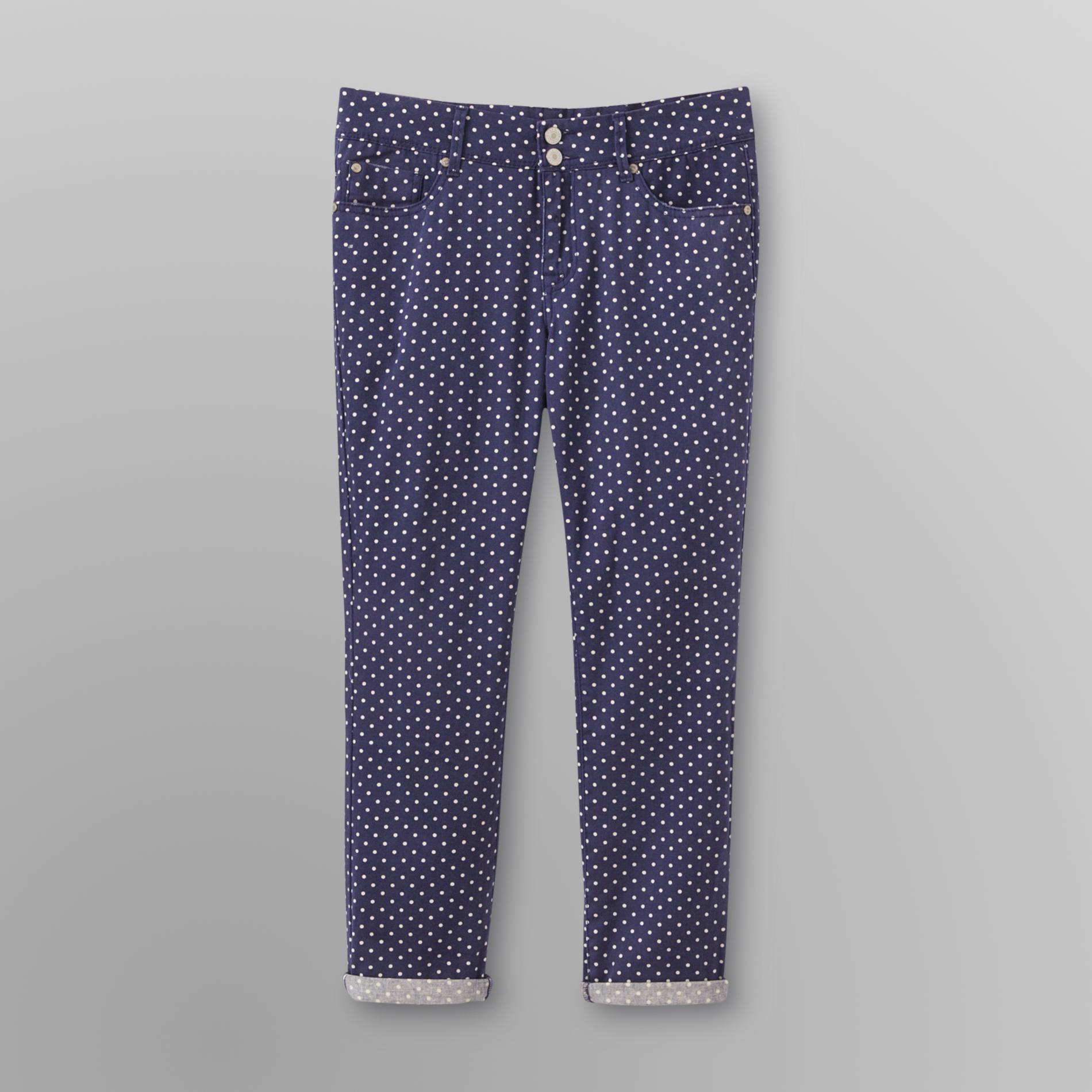 Canyon River Blues Women's Rolled Cuff Capris at Sears.com