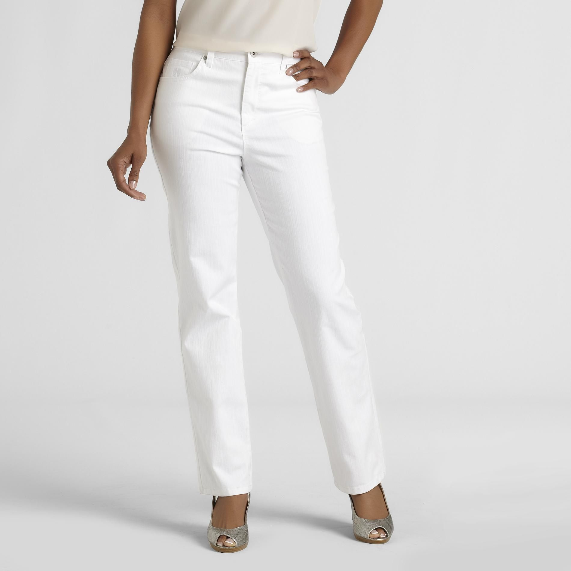 Gloria Vanderbilt Women's Amanda Fit Color Jeans at Sears.com