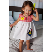 NiGi Toddler Girl's Sailing Puppy Hand Painted Playtime Dress at Sears.com