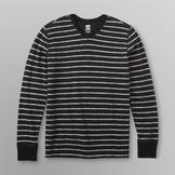 Route 66 Men's Thermal Shirt - Striped at mygofer.com