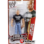 WWE Stone Cold Steve Austin - WWE Series 29 (World Champions) Toy Wrestling Action Figure at Kmart.com