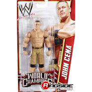 WWE John Cena - WWE Series 29 (World Champions) Toy Wrestling Action Figure at Kmart.com
