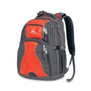 High Sierra Swerve Backpack - Charcoal/Orange at Sears.com