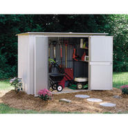 Arrow Buildings GS83 Garden Shed Storage Building (8 ft. x 3 ft.) at Sears.com
