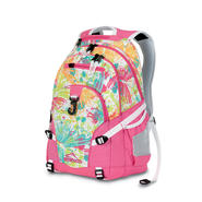 High Sierra Loop Backpack - Pink Multi at Sears.com