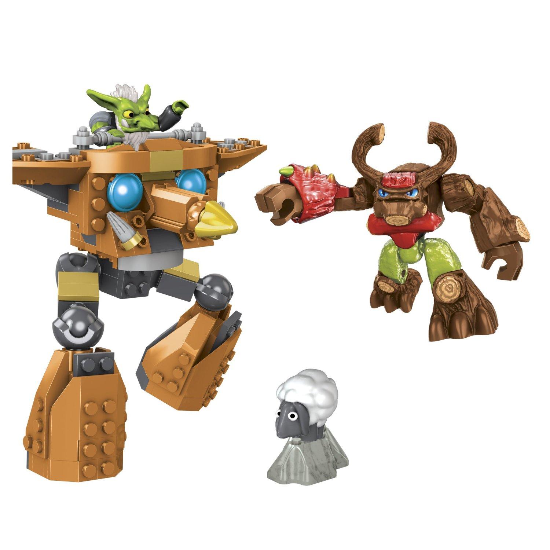 Mega Bloks Skylanders Troll Mech Ambush Building Set 95413 - 176 Piece PartNumber: 004W005093415001P