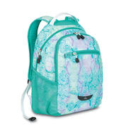 High Sierra Curve Backkpack - Teal Snake Print at Sears.com