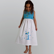 "NiGi Toddler Girl's ""Ant with a Flower"" Hand Painted Playtime Dress at Sears.com"