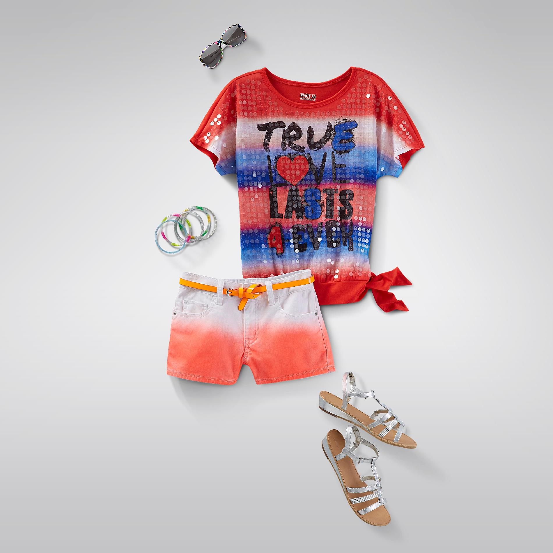 Snap, Sparkle, Pop Outfit at Kmart.com