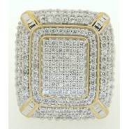 Gold over Brass  2 cttw Diamond Ring at Sears.com