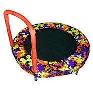 "BAZOONGI 48"" Camo Orange Bouncer at Kmart.com"