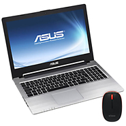 "ASUS 15.6"" Notebook & Wireless Mouse Bundle at Sears.com"