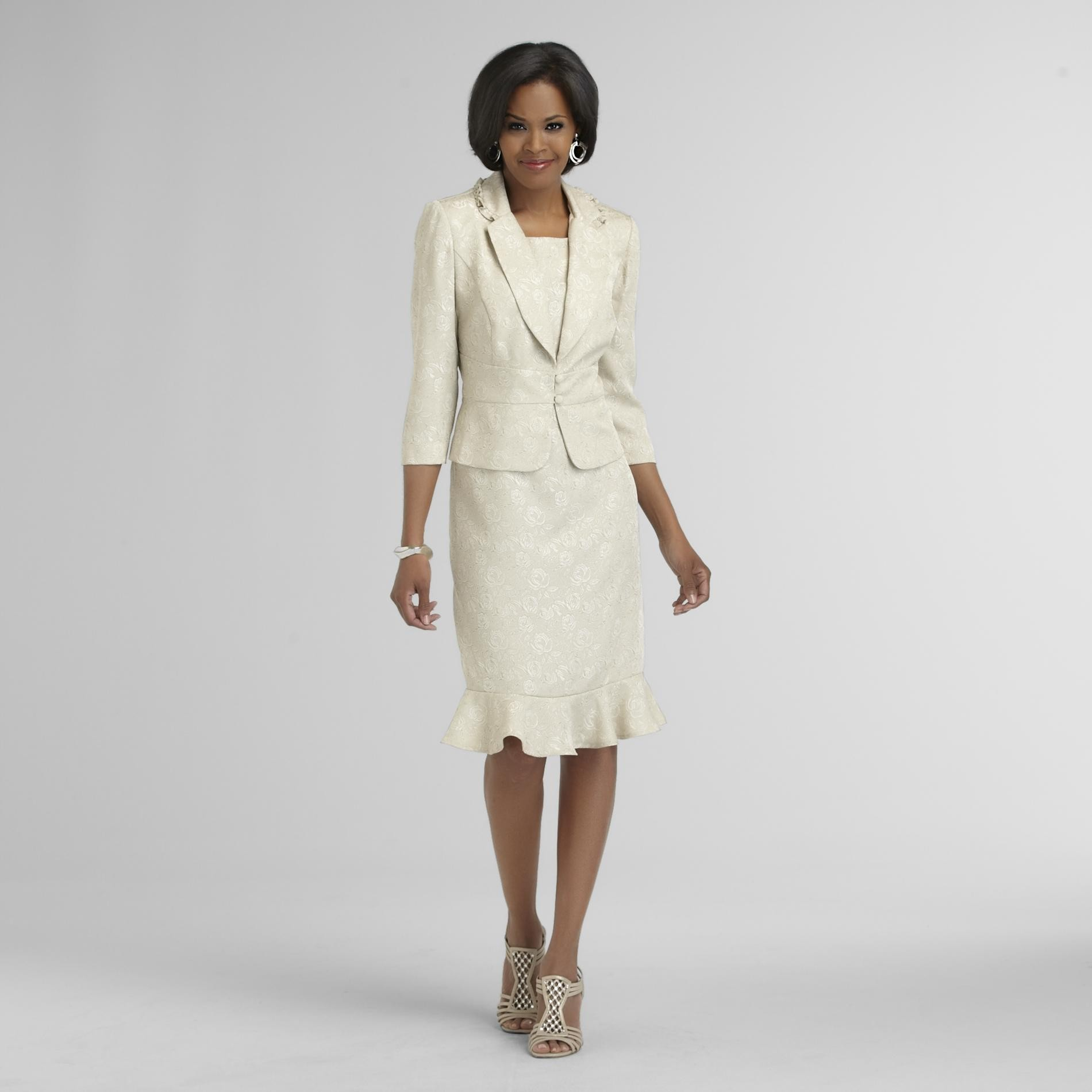 Danny & Nicole Women's Floral Blazer Dress at Sears.com