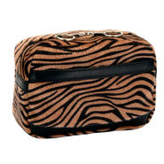 Mobility Handbag-Chocolate Zebra at Kmart.com