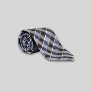 Pierre Cardin Men's Tie - Gingham Striped at Sears.com