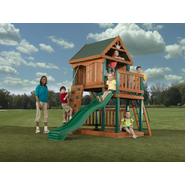 Swing-N-Slide Design 3 Wood Complete Play Set at Kmart.com