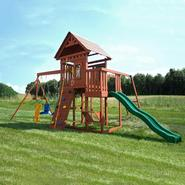 Swing-N-Slide Glenbrook Wood Complete Play Set at Sears.com