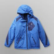 Athletech Boy's 4-in-1 Winter Coat - Colorblock at Kmart.com