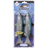"""Williamson Live Split Tail Mullet 9"""" - Blue at Kmart.com"""