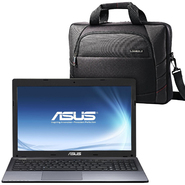 "ASUS 15.6"" K55N-RIN4 Notebook and Carrying Case Bundle at Sears.com"