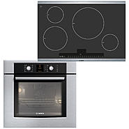 Bosch 500 Series Cooktop and Wall Oven Bundle at Sears.com