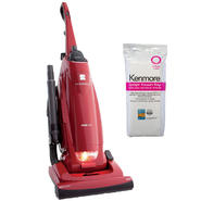 Kenmore Progressive Upright Vacuum Red Pepper and Vacuum Bag Bundle at Sears.com