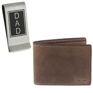 Relic Traveler Wallet & Dad Money Clip Bundle at Sears.com