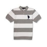 US Polo Assn. Men's Pique Polo Shirt - Striped at Sears.com