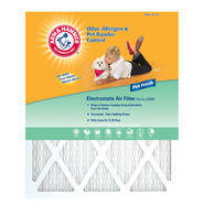 Arm & Hammer 16x25x1 Furnace Filter 4 pack at Kmart.com