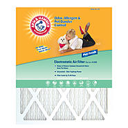 Arm & Hammer 20x20x1 Furnace Filter 4 pack at Kmart.com