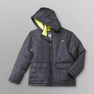 Athletech Boy's Puffer Jacket - Abstract Stripes at Kmart.com