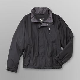 Athletech Men's Winter Bomber Jacket - Microchecked at Kmart.com