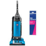 Hoover Upright Self-Propelled Vacuum Cleaner and Filte...