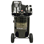 Craftsman Professional 27 Gallon Super Quiet Vertical Portable Air Compressor at Sears.com