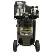 Craftsman Professional 27 Gallon Super Quiet Vertical Portable Air Compressor at Craftsman.com