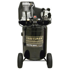 Craftsman 27 Gallon Portable Air Compressor
