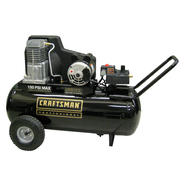 Craftsman Professional 25 Gallon Horizontal Portable Air Compressor at Sears.com