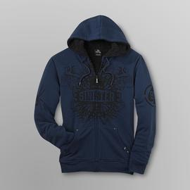 Sinister Men's Hoodie Jacket - No Regrets at Kmart.com