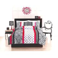 Cosmo Girl Lucy Full / Queen Comforter and Shams at Sears.com