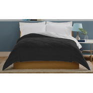 LifeStyles Villa Full / Queen Comforter Black / Grey at Kmart.com