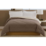 LifeStyles Villa Full / Queen Comforter Tan / Brown at Kmart.com