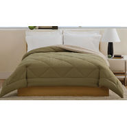 LifeStyles Villa Full / Queen Comforter Olive / Cream at Kmart.com