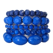 Studio S Women's 5-Pack Beaded Stretch Bracelets at Sears.com