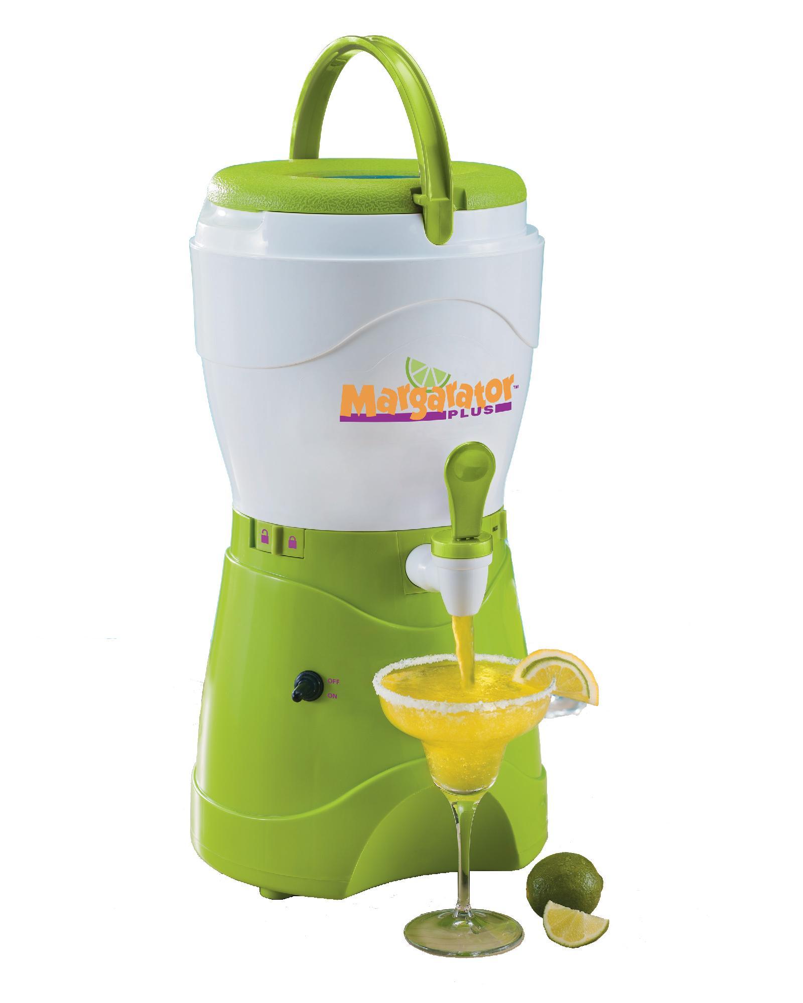 Nostalgia Electrics Margarator Plus Margarita & Slush Machine PartNumber: 00842922000P KsnValue: 6072192 MfgPartNumber: MSB600