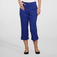 Jaclyn Smith Women's Capri Jeans - Colored at Kmart.com
